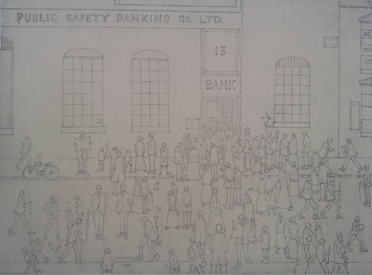 lowry bank failure print