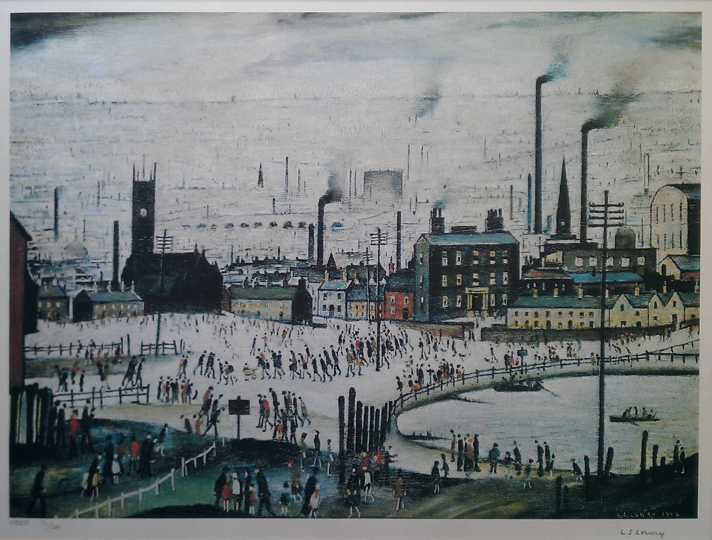 lowry industrial town