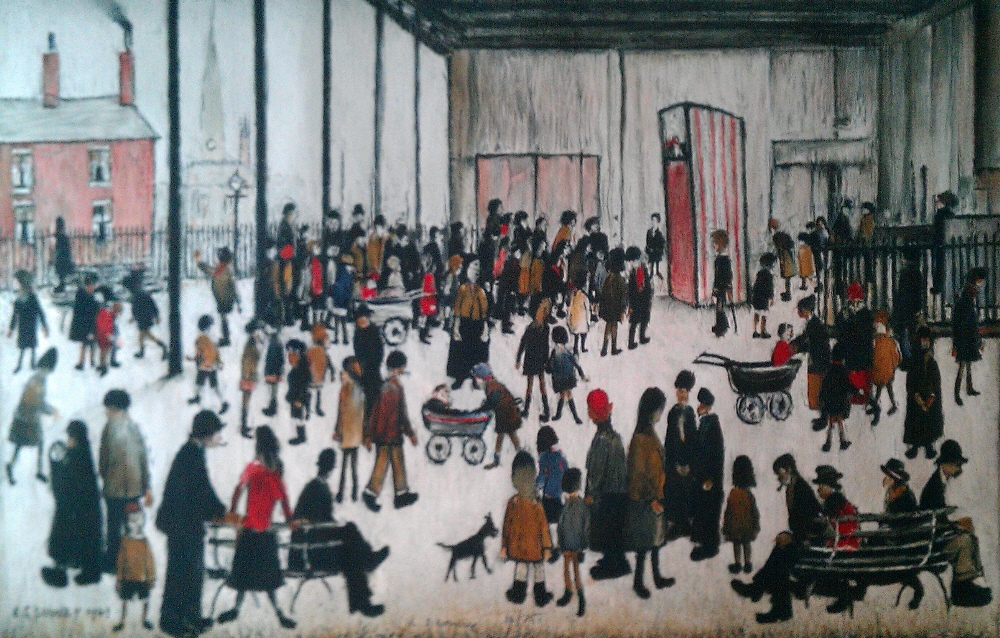 punch and judy lowry