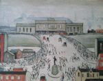 ls lowry station approach print