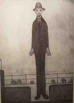 tall man lslowry