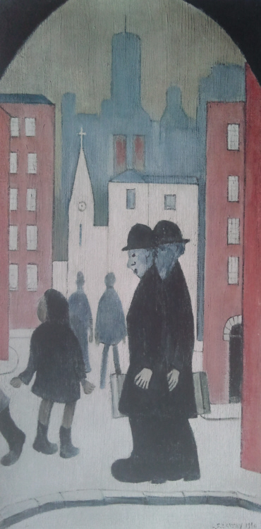 print lowry two brothers